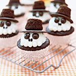 Several Halloween recipes and ideas listed here.