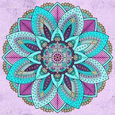 Recolor Mandala Doodle, Mandala Drawing, Mandala Painting, Mandala Tattoo, Fabric Painting, Stone Painting, Mandala Pattern, Mandala Design, Flower Doodles