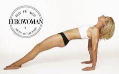 Her er de 5 bedste øvelser, der giver flad mave