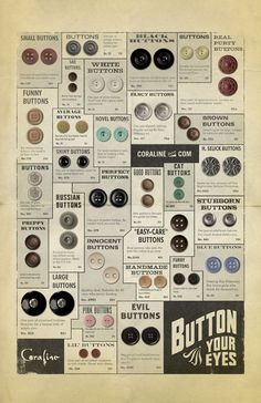 I love buttons.... @zararoxburgh