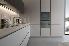 Il giusto equilibrio per ogni cucina fra componenti, volumi e proporzioni