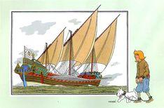 Marin1 50 : Galéasse