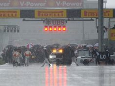 Rain forecast for race day in Montreal