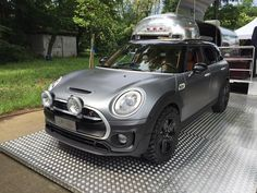 The MINI Clubman Scrambler is the sweetest MINI Concept that only That MINI Show! is talking about!