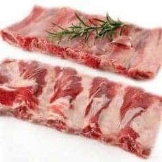 Oxtails - Get The Best Online Premium Oxtails On Sale! Enjoy our delicious Center Cut Beef Ribs, a must-try when it comes to slow smoked BBQ pleasures! Beef Sirloin Tip Roast, Beef Chuck Steaks, Sirloin Recipes, Sirloin Tips, Beef Tenderloin, Bake Turkey Wings Recipe, Baked Turkey Wings, Beef Short Ribs, Beef Ribs