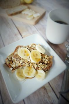 Chia and Granola Crusted Banana Bread: A whole new way to look at ...