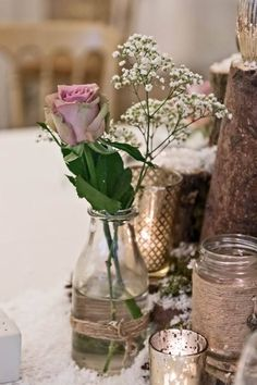 All Decor and Styling provided by Crow Hill Weddings. Fresh Flowers provided by Roxanne at Lily Blossom. Winter Wedding Decorations, Fresh Flowers, Crow, Glass Vase, Lily, Weddings, Home Decor, Style, Swag