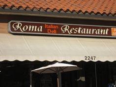 Roma Italian Deli Restaurant, Newbury Park CA