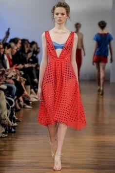 Collette Dinnigan ready-to-wear spring/summer '14 - Vogue Australia