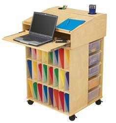 Jonti-Craft Classroom Communication Center