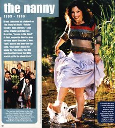 Where Are They Now?  The Nanny  People Magazine~~June 26th, 2000