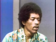 Jimi Hendrix saying he is not the best guitarist ever. Amazing he cant read music.
