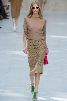Burberry Prorsum Spring 2014 – Vogue