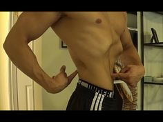 How to do a Stomach Vacuum - YouTube