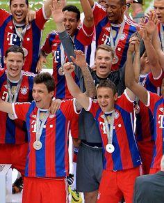 Bundesliga Champions #footballislife