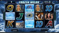 Girls with Guns Frozen Dawn Online Slot Game Online Casino Bonus, Slot, Scary, Frozen, Dawn, Baseball Cards, Games, Brunei, Night