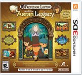 Learn more details about Professor Layton and the Azran Legacy for Nintendo 3DS and take a look at gameplay screenshots and videos.