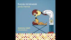James Herriot: Kutyás történetek (Myrtle) Szacsvay László előadásában -h... James Herriot, Minion, Cover, Books, Libros, Book, Minions, Book Illustrations, Libri