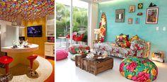 Faça você mesmo: Decore com tecido Chita | Dicas de Decoração | Blog de Decoração LojasKD