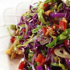 Crunchy Asian Salad Recipe | Yummly