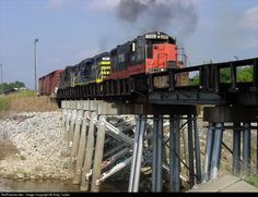 RailPictures.Net Photo: ETRY 7735 East Tennessee Railway EMD GP10 at Meridian, Mississippi by Andy Tucker
