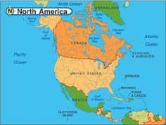 World OceanSeas Map Memory Work For Geography And Marine Biology - World map oceans and seas quiz