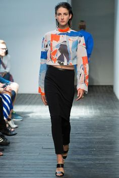 Dion Lee Spring 2015 Ready-to-Wear - Collection - Gallery - Look 10 - Style.com