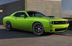3 Exciting 2015 #Dodge Challenger Models