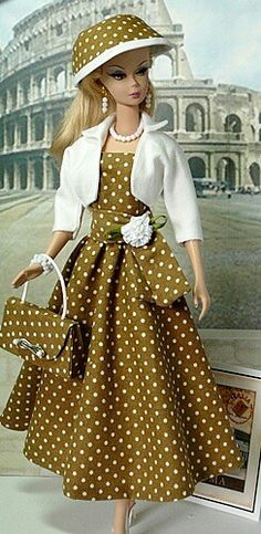 Finally! A modestly-dressed Barbie!