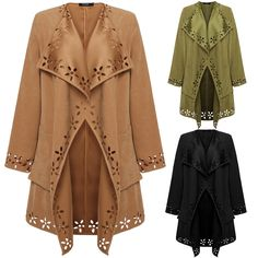 >> Click to Buy << new spring Autumn fashion Casual women's Trench Coat long Outerwear loose clothes for lady good quality Outerwear Overcoat Plus #Affiliate