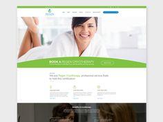 Cryotherapy Website  by Raditya Maulana Anuraga