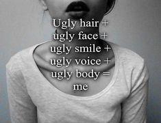you're ugly! Ugly! Ugly!