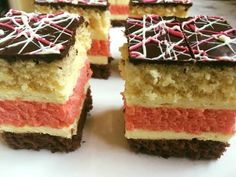 Krispie Treats, Rice Krispies, Hungarian Recipes, Winter Food, Cheesecake, Food And Drink, Sweets, Hungary, Cheesecakes