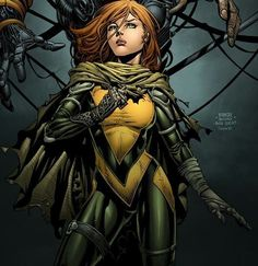 HOPE SUMMERS •David Finch