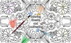 Affirmation Coloring Sheets & Manifesting This is a great set to go with any of the other classes you are taking. It comes with instructions, worksheets and affirmations. 42 pages Happy Color Manifesting!