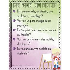 Communication Orale, Ecole Art, Document, Cycle, Art Nature, Oeuvre D'art, Les Oeuvres, Distance, Periodic Table