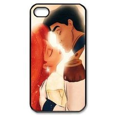 The Little Mermaid iphone 4/4s Case Plastic Hard Phone case