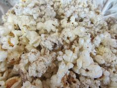 Eetrs Obsessions: Microwave Monday #16 Salt and Pepper Popcorn