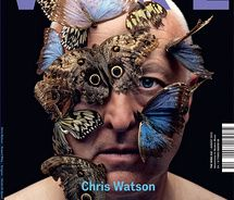 Wired Magazine cover by Jake Walters