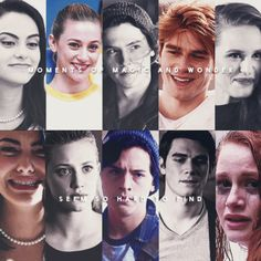 Riverdale Main Characters