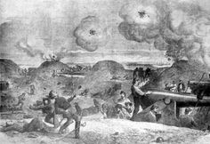 """January 15, 1865: #FortFisher, nicknamed """"Gilbraltar of the #South"""" fell to Union troops #CivilWar"""