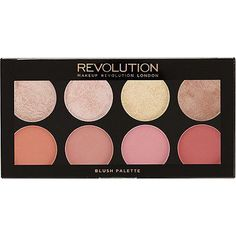 Makeup Revolution Blush Palette Blush Goddess - $10.00