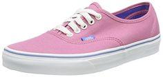 Vans Authentic, Unisex-Erwachsene Sneakers, Pink (iridescent Eyelets/wild Rose), 36 EU - http://on-line-kaufen.de/vans/36-eu-vans-authentic-unisex-erwachsene-sneakers-64