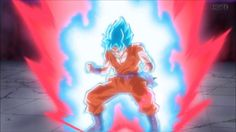 https://flic.kr/p/GtiMux | Dragon Ball Super (2016) | Son-Goku Super Saiyan Blue…