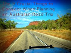 My top list of the most crucial things to consider when planning an Australian road trip, draws on 7 months of hands-on experience!