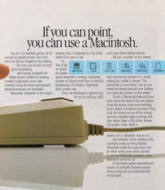 What the first Macintosh ads looked like | TUAW - The Unofficial Apple Weblog