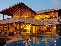 Alquiler de chalet en Troncones Villa Festiva ~ La joya en la orilla del agua Alquiler de vacaciones en Troncones de @homeaway! #vacation #rental #travel #homeaway