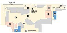 stansted airport floor plan - Google Search Floor Plan Creator, Floor Plans, Flooring, Map, How To Plan, Google Search, Location Map, Wood Flooring, Floor