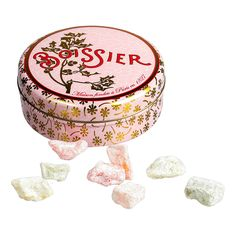 Turkish Delights Large Pink Box by Maison Boissier. And what book does this make you think of? Brand Packaging, Packaging Design, British Sweets, What Book, Turkish Delight, Candy Shop, Tool Design, Some Fun, Tech Accessories