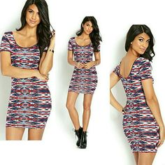 Forever 21 bodycon dress  I always love to wear branded bodycon dress with sleeve.